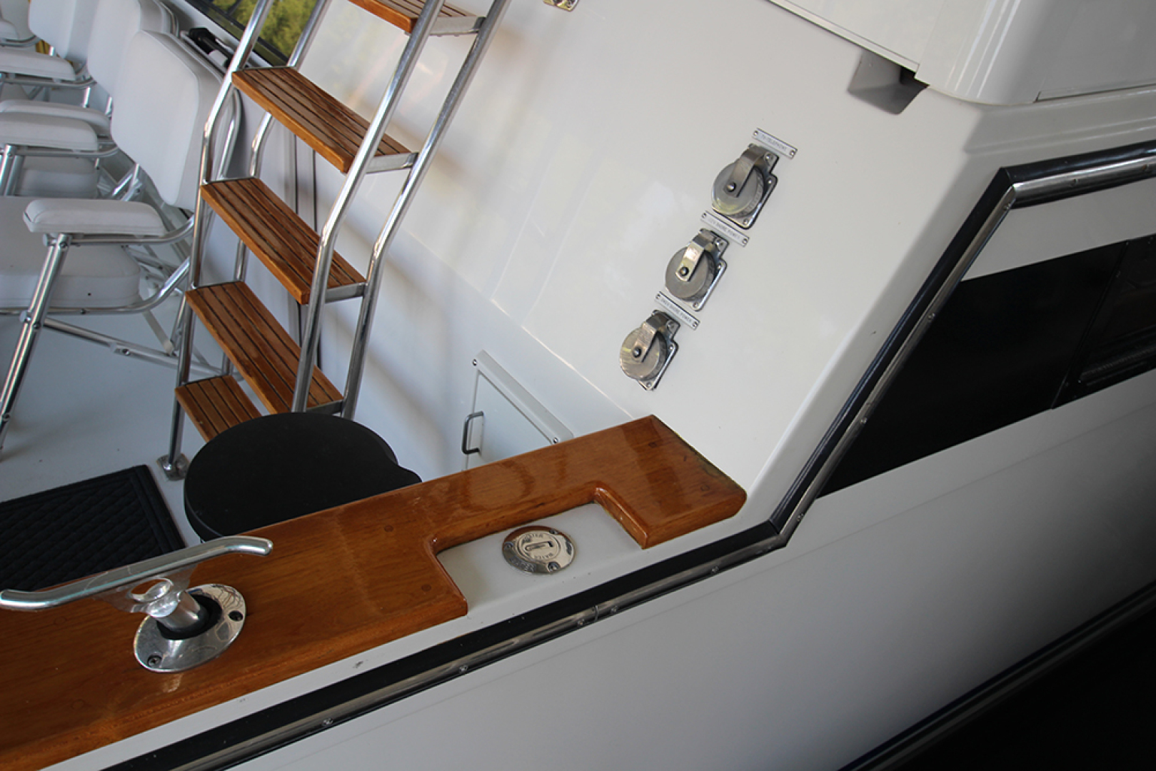 Californian-52 Cockpit Motor Yacht 1991-MARY KATHLEEN Mount Juliet-Tennessee-United States-1574741 | Thumbnail