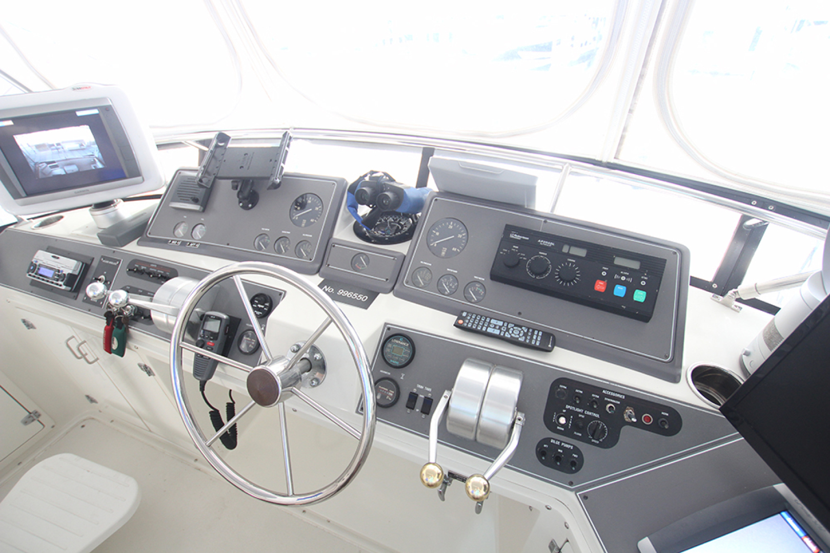 Californian-52 Cockpit Motor Yacht 1991-MARY KATHLEEN Mount Juliet-Tennessee-United States-1574753 | Thumbnail