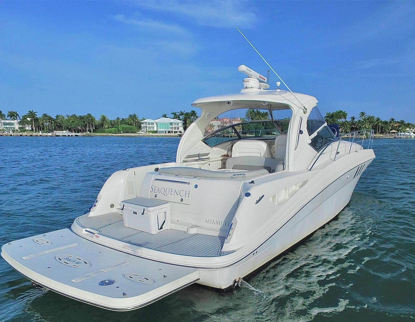 Sea Ray-Sundancer 2007-SEAQUENCH Miami-Florida-United States-1575128 | Thumbnail