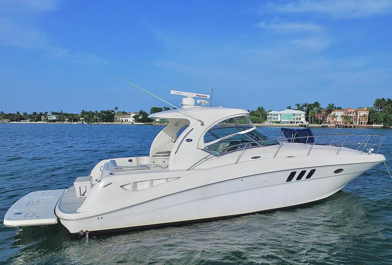 Sea Ray-Sundancer 2007-SEAQUENCH Miami-Florida-United States-1575129 | Thumbnail