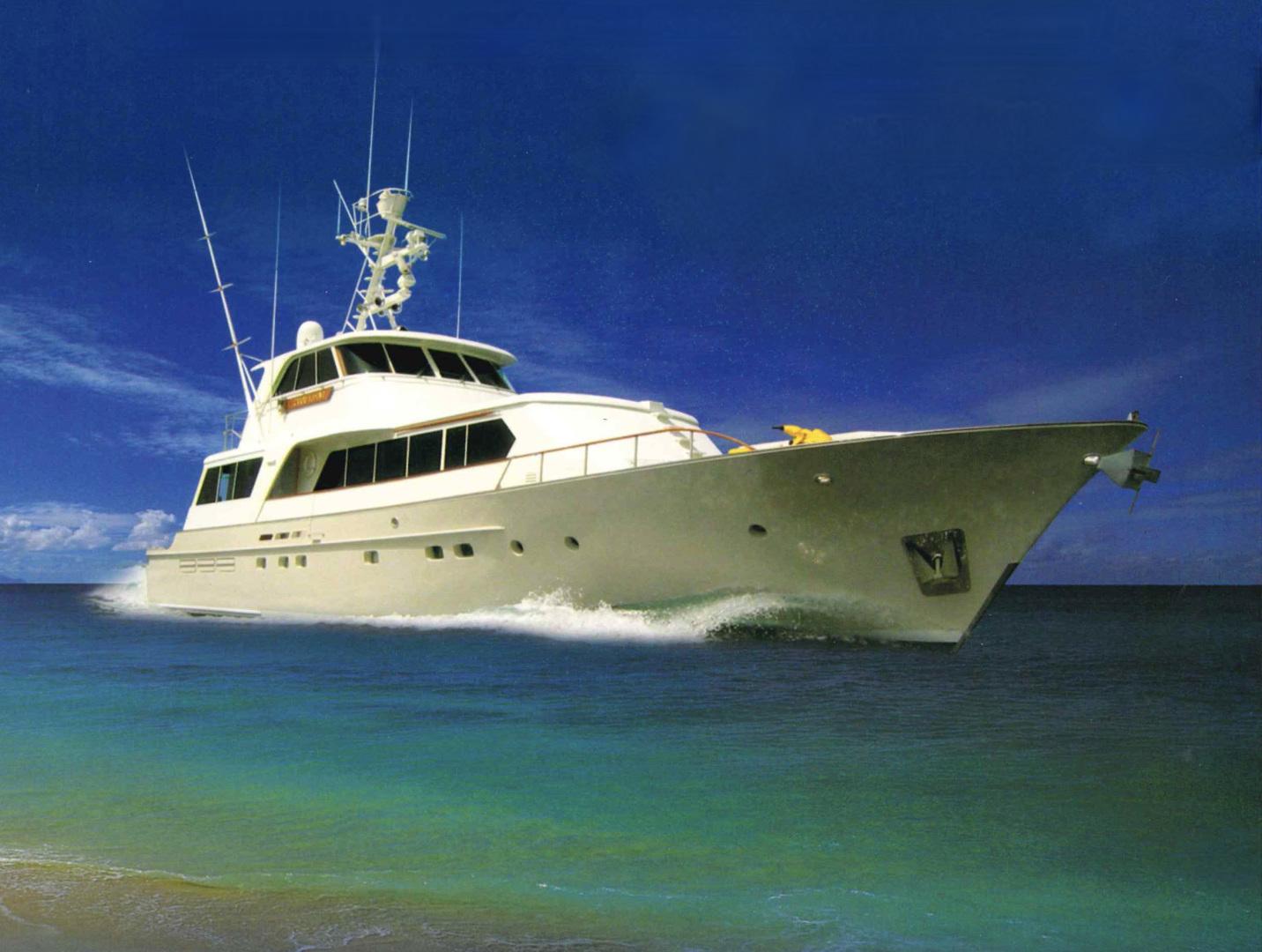 Feadship-Yacht Fisherman 1977-Impetuous Fort Lauderdale-Florida-United States-1575552 | Thumbnail