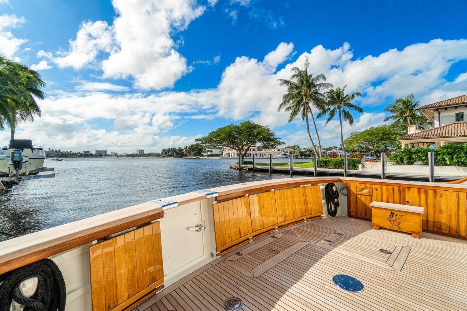 Feadship-Yacht Fisherman 1977-Impetuous Fort Lauderdale-Florida-United States-1575510 | Thumbnail