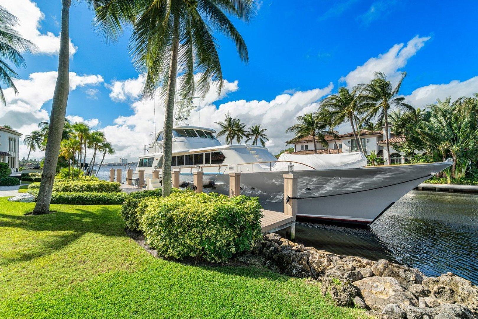 Feadship-Yacht Fisherman 1977-Impetuous Fort Lauderdale-Florida-United States-1575473 | Thumbnail