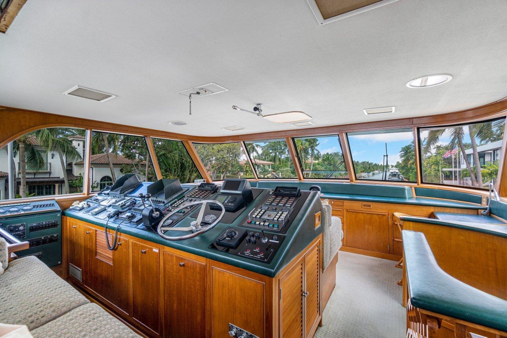 Feadship-Yacht Fisherman 1977-Impetuous Fort Lauderdale-Florida-United States-1575477 | Thumbnail
