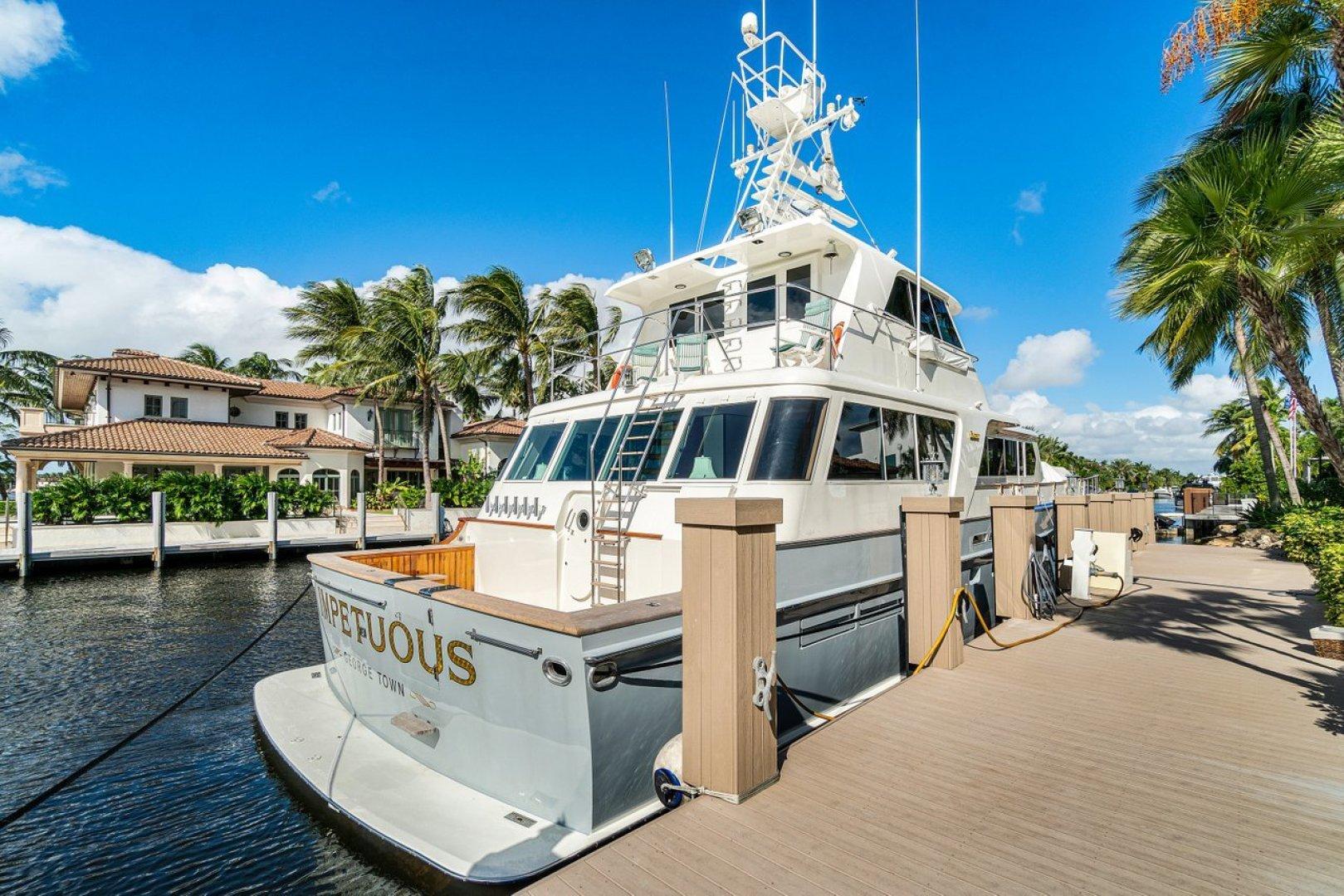 Feadship-Yacht Fisherman 1977-Impetuous Fort Lauderdale-Florida-United States-1575475 | Thumbnail