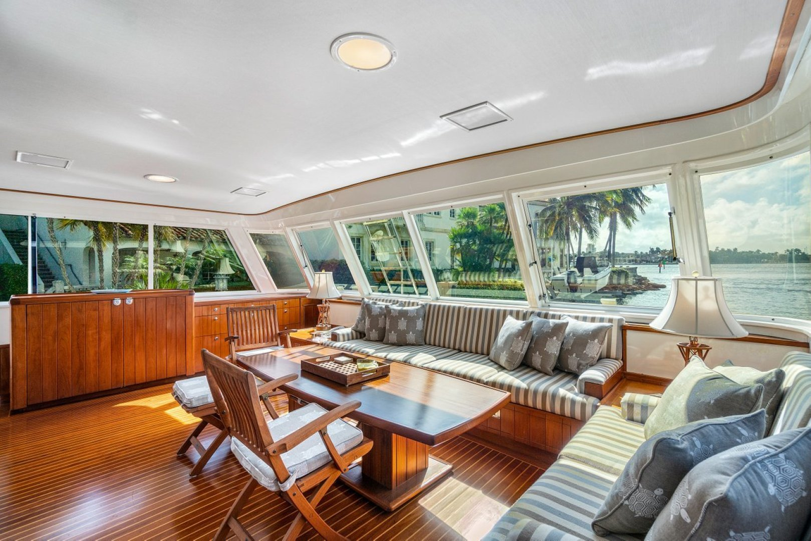 Feadship-Yacht Fisherman 1977-Impetuous Fort Lauderdale-Florida-United States-1575508 | Thumbnail
