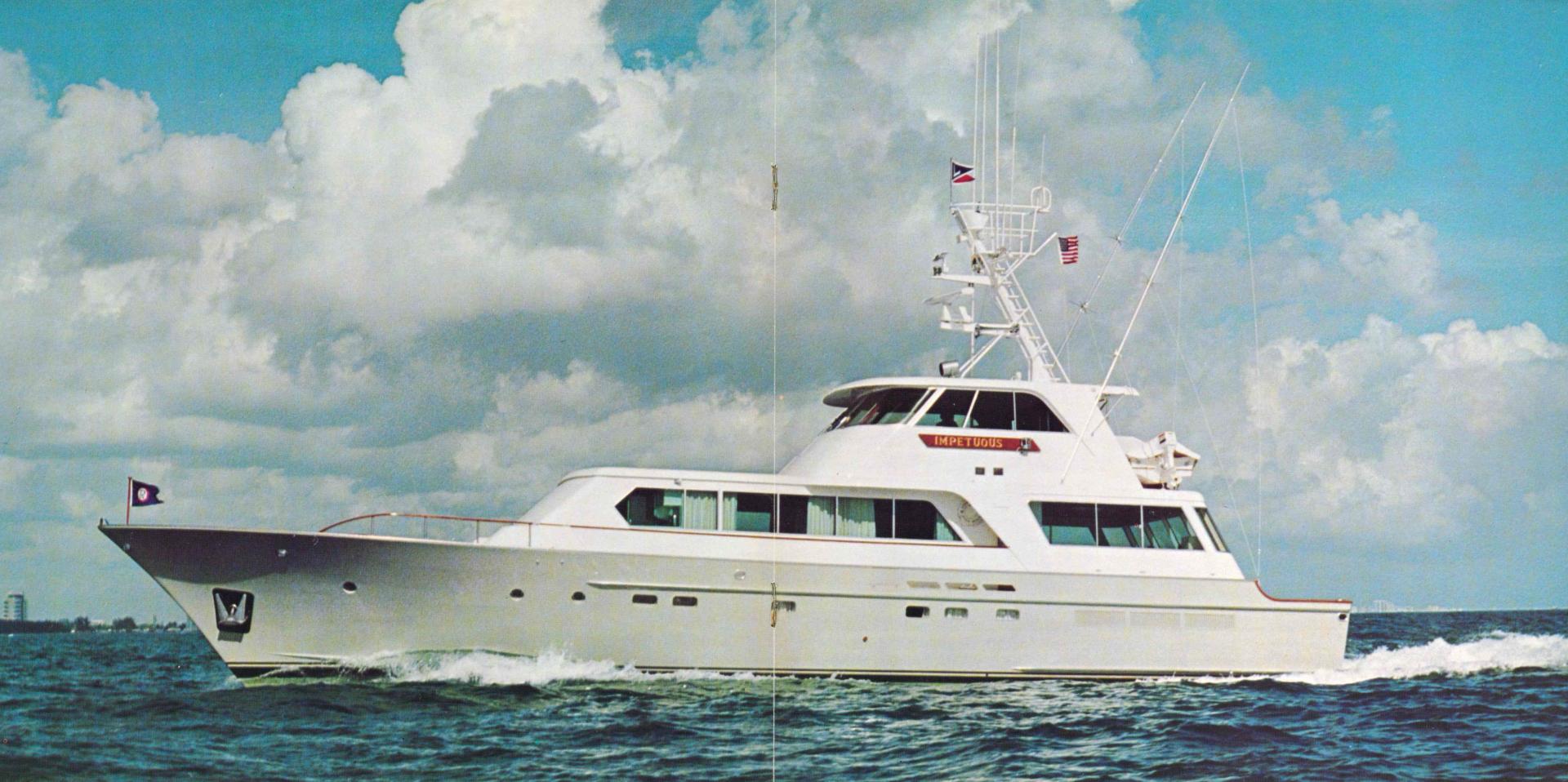 Feadship-Yacht Fisherman 1977-Impetuous Fort Lauderdale-Florida-United States-1575391 | Thumbnail
