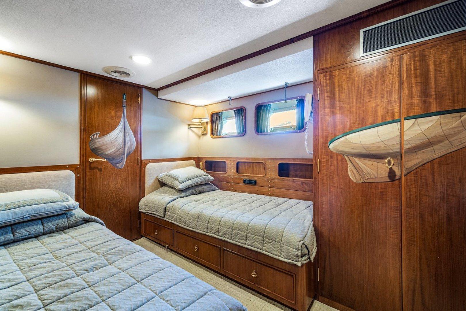 Feadship-Yacht Fisherman 1977-Impetuous Fort Lauderdale-Florida-United States-1575496 | Thumbnail