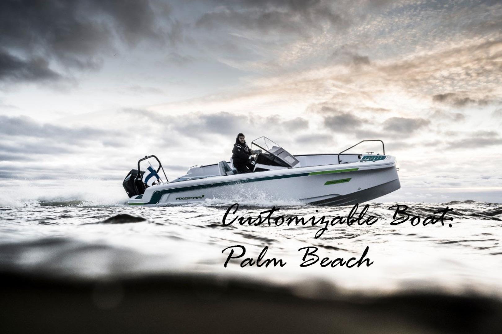 Axopar-x Jobe 2021 -Palm Beach-Florida-United States-1577251 | Thumbnail