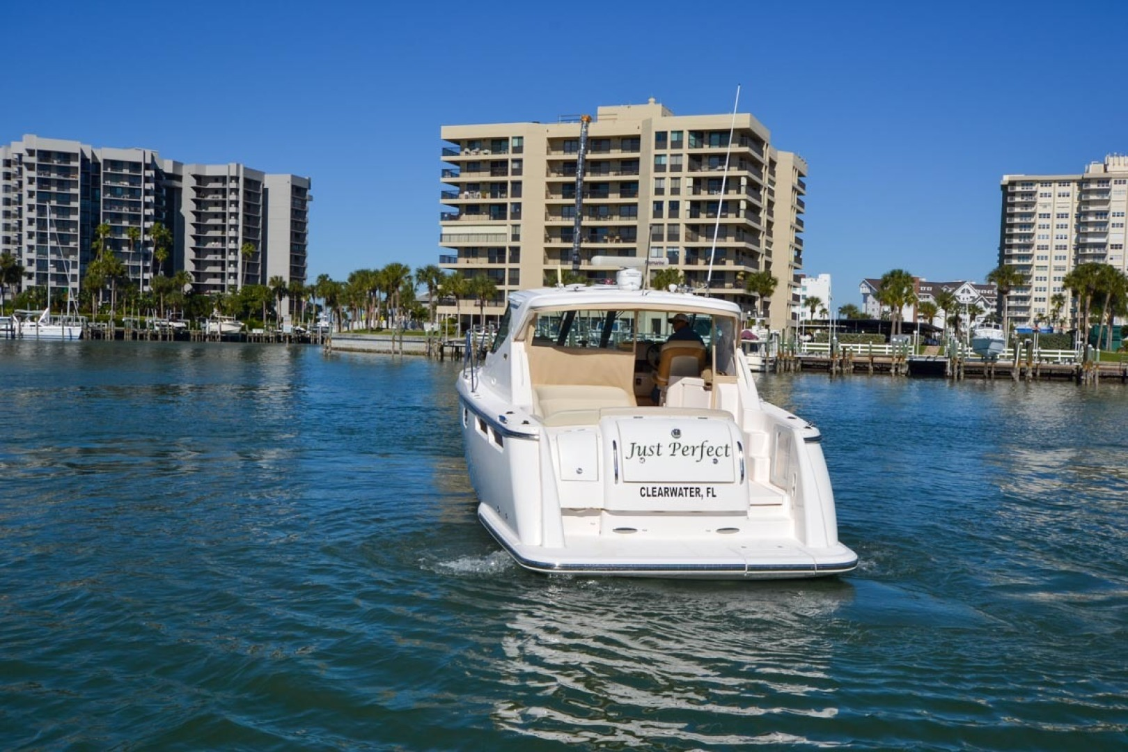 Tiara Yachts-35 sovran 2008-Just Perfect Clearwater-Florida-United States-1577465 | Thumbnail