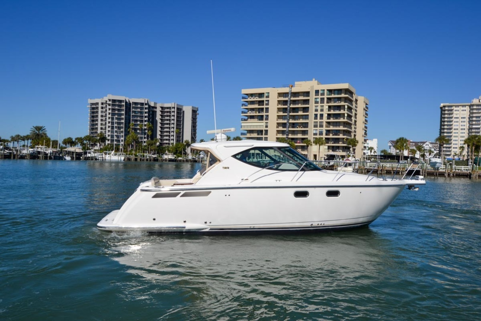 Tiara Yachts-35 sovran 2008-Just Perfect Clearwater-Florida-United States-1577467 | Thumbnail