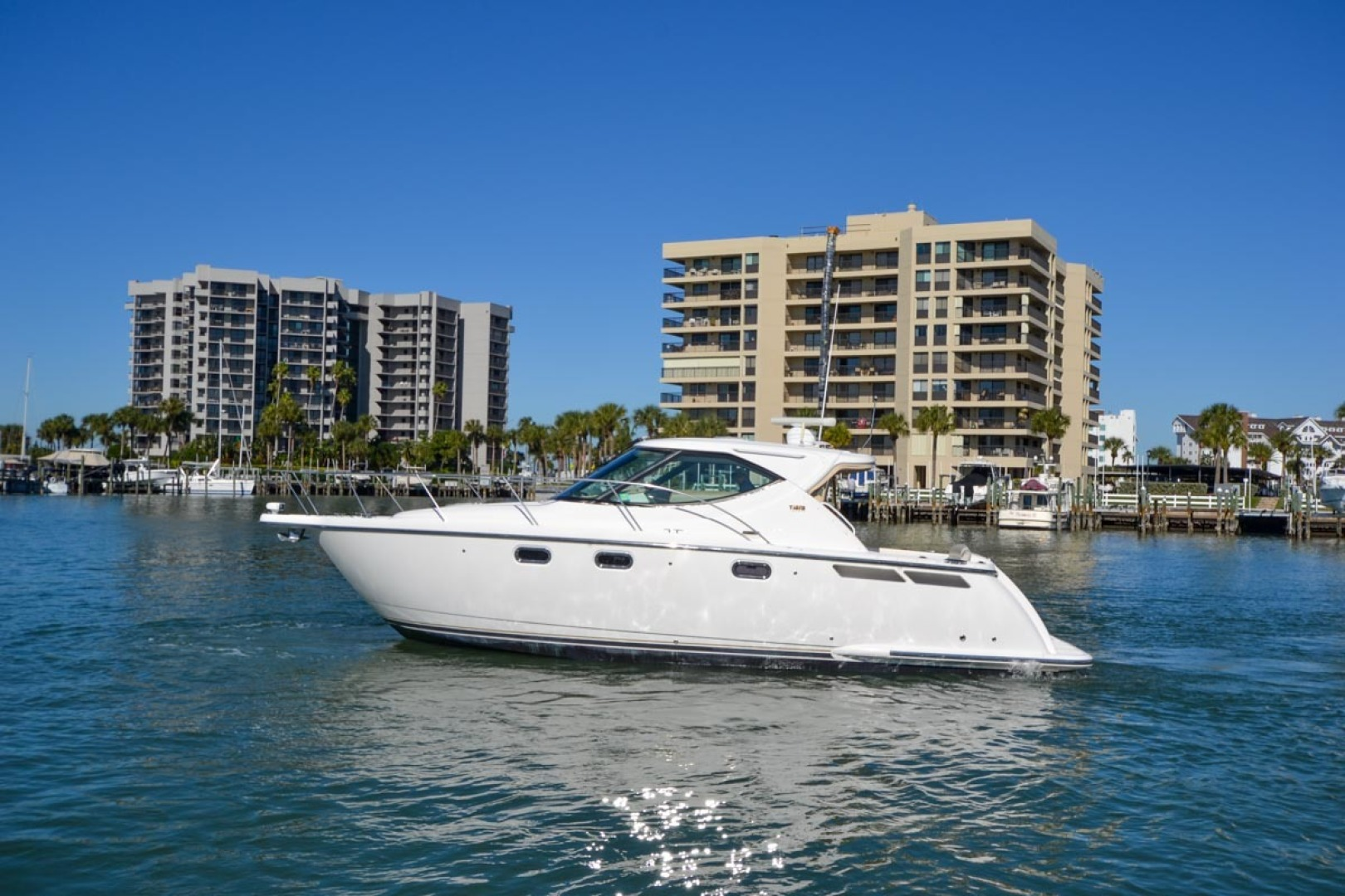 Tiara Yachts-35 sovran 2008-Just Perfect Clearwater-Florida-United States-1577463 | Thumbnail