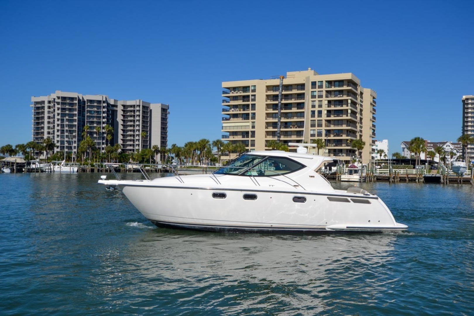 Tiara Yachts-35 sovran 2008-Just Perfect Clearwater-Florida-United States-1577462 | Thumbnail