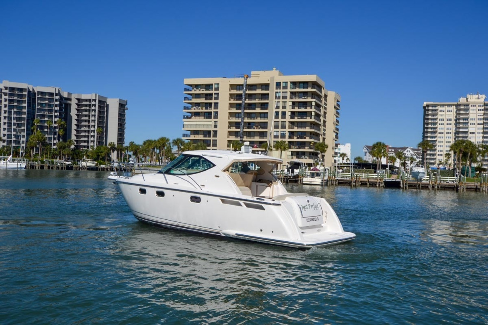 Tiara Yachts-35 sovran 2008-Just Perfect Clearwater-Florida-United States-1577464 | Thumbnail