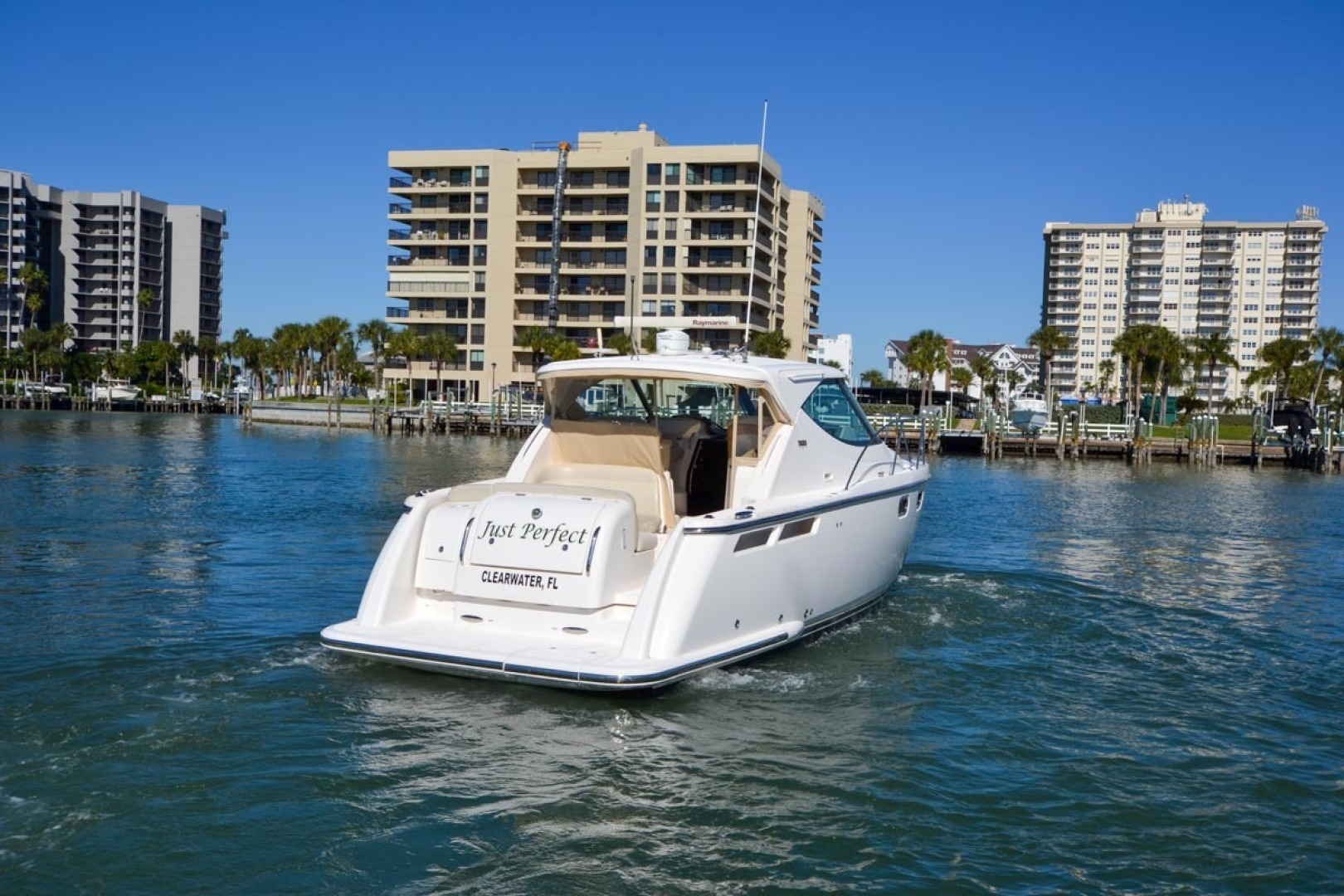 Tiara Yachts-35 sovran 2008-Just Perfect Clearwater-Florida-United States-1577466 | Thumbnail