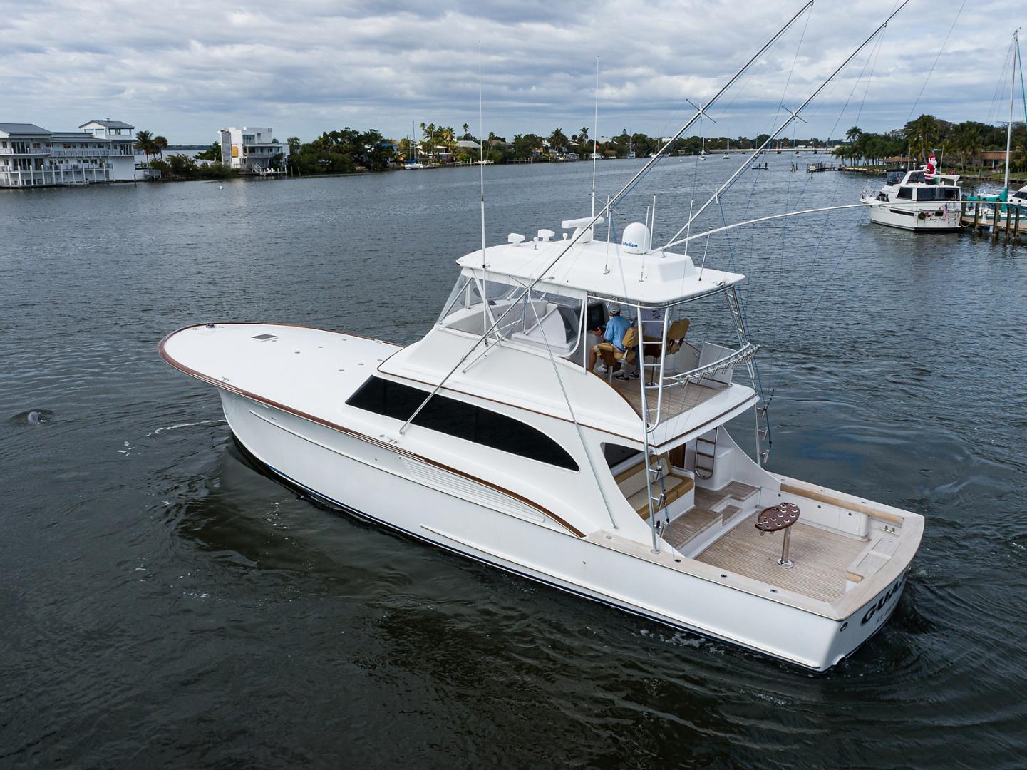 Sunny Briggs-Custom Sportfisherman 2000-Guajiro Stuart-Florida-United States-Guajiro-1578954 | Thumbnail