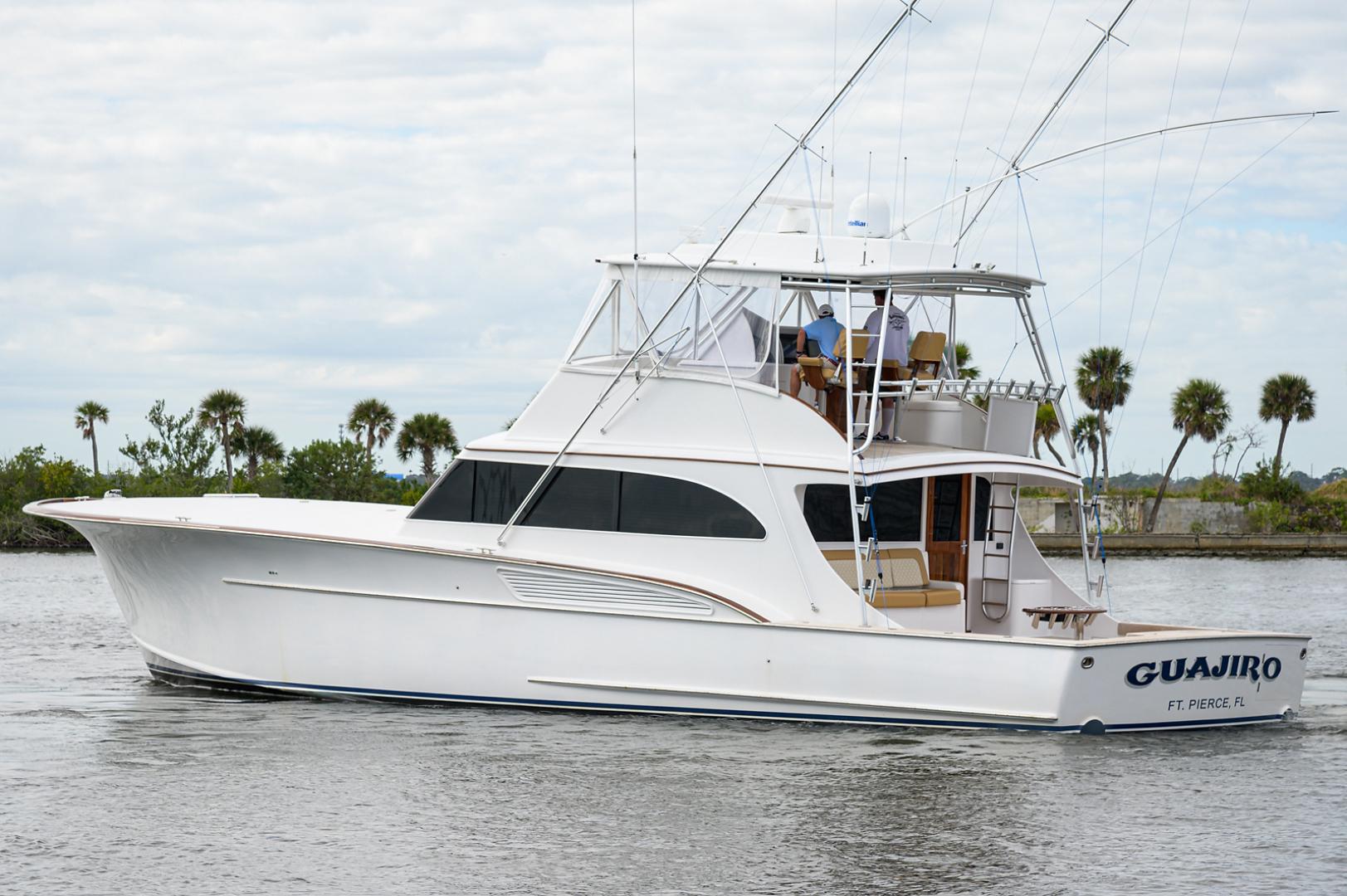 Sunny Briggs-Custom Sportfisherman 2000-Guajiro Stuart-Florida-United States-1578965 | Thumbnail