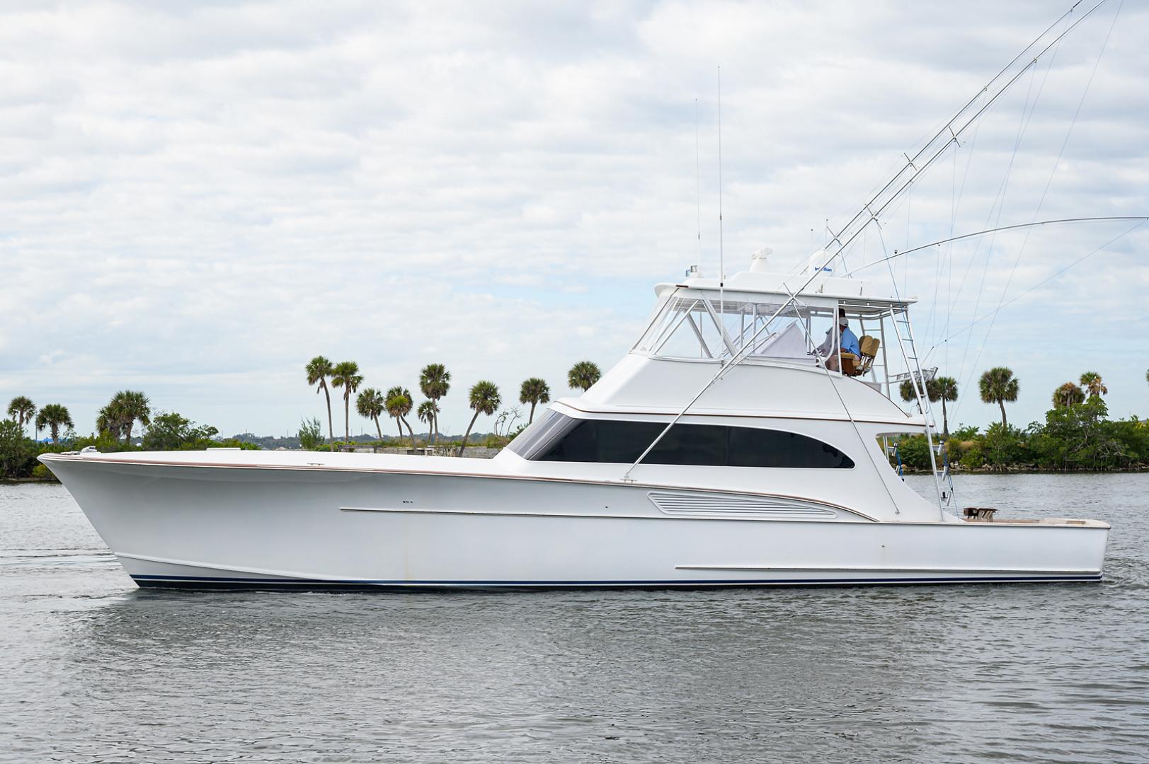 Sunny Briggs-Custom Sportfisherman 2000-Guajiro Stuart-Florida-United States-Guajiro-1578961 | Thumbnail