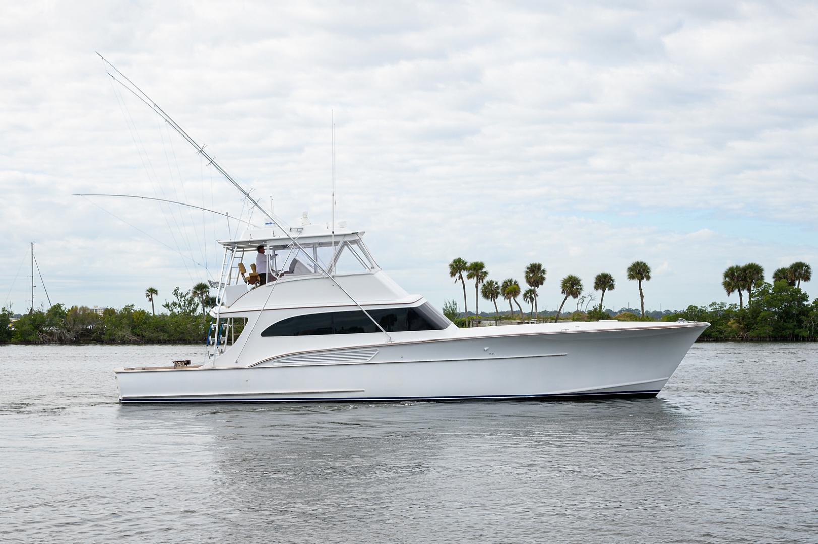 Sunny Briggs-Custom Sportfisherman 2000-Guajiro Stuart-Florida-United States-Guajiro-1578963 | Thumbnail