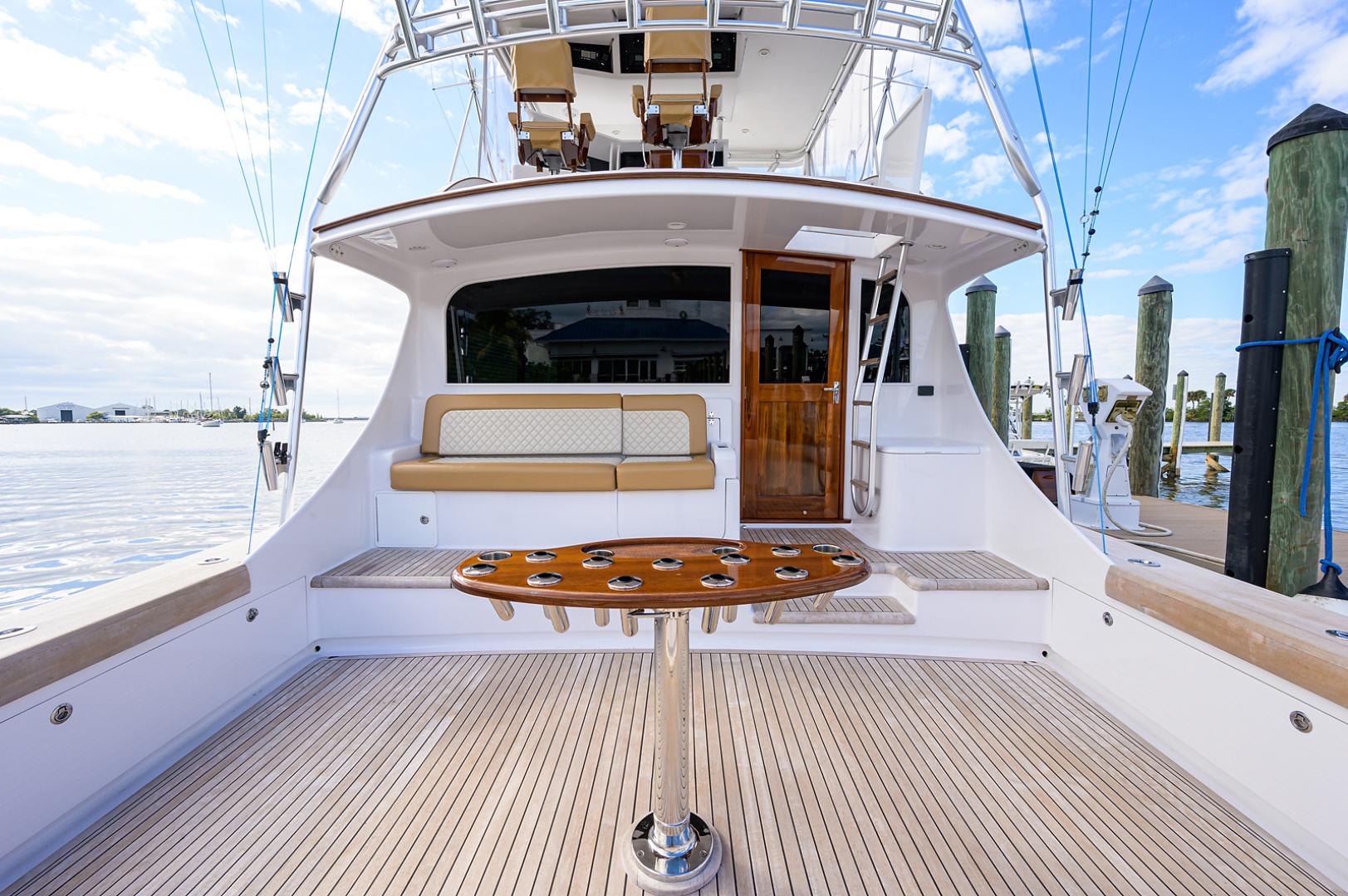 Sunny Briggs-Custom Sportfisherman 2000-Guajiro Stuart-Florida-United States-Cockpit-1578906 | Thumbnail