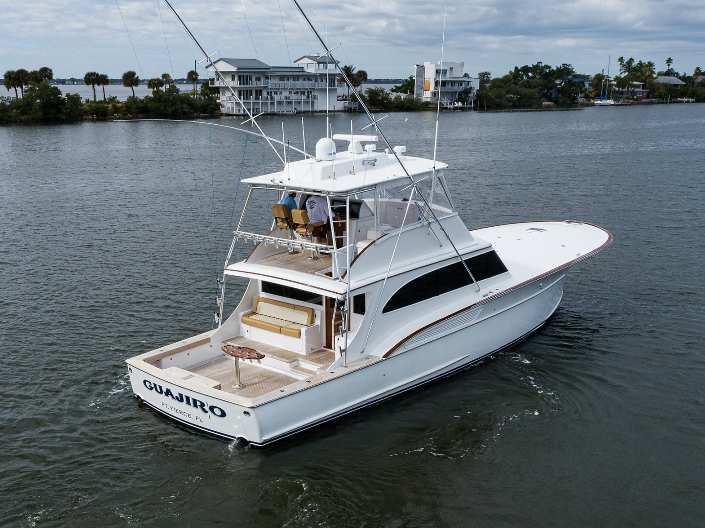Sunny Briggs-Custom Sportfisherman 2000-Guajiro Stuart-Florida-United States-Guajiro-1578956 | Thumbnail