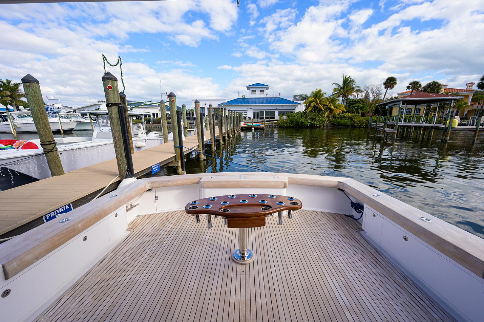 Sunny Briggs-Custom Sportfisherman 2000-Guajiro Stuart-Florida-United States-Cockpit-1578904 | Thumbnail