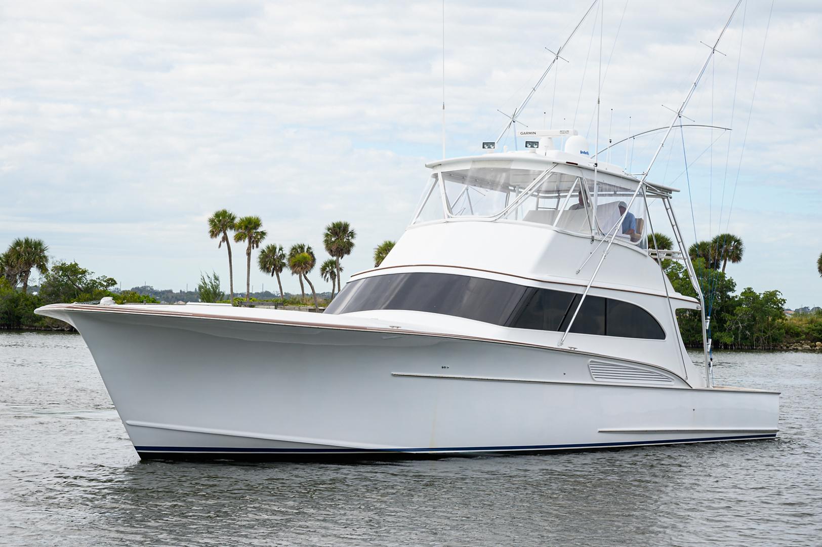 Sunny Briggs-Custom Sportfisherman 2000-Guajiro Stuart-Florida-United States-Guajiro-1578927 | Thumbnail