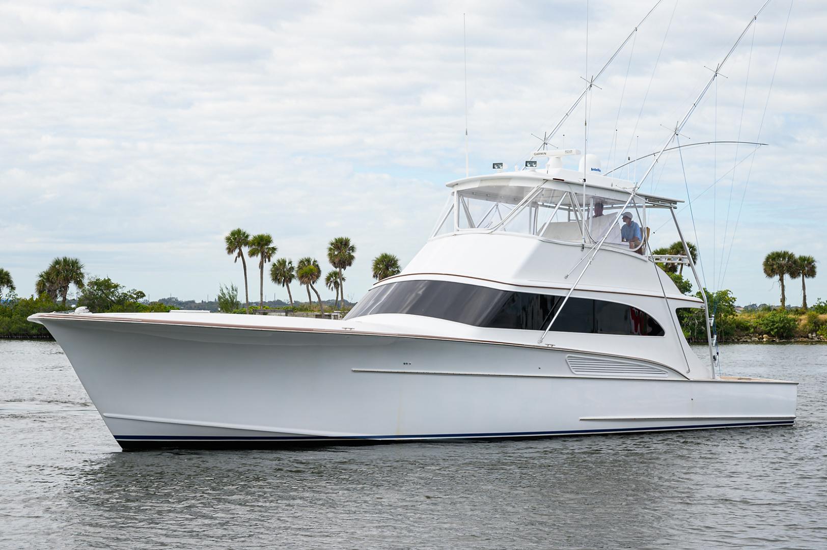 Sunny Briggs-Custom Sportfisherman 2000-Guajiro Stuart-Florida-United States-Guajiro-1578928 | Thumbnail