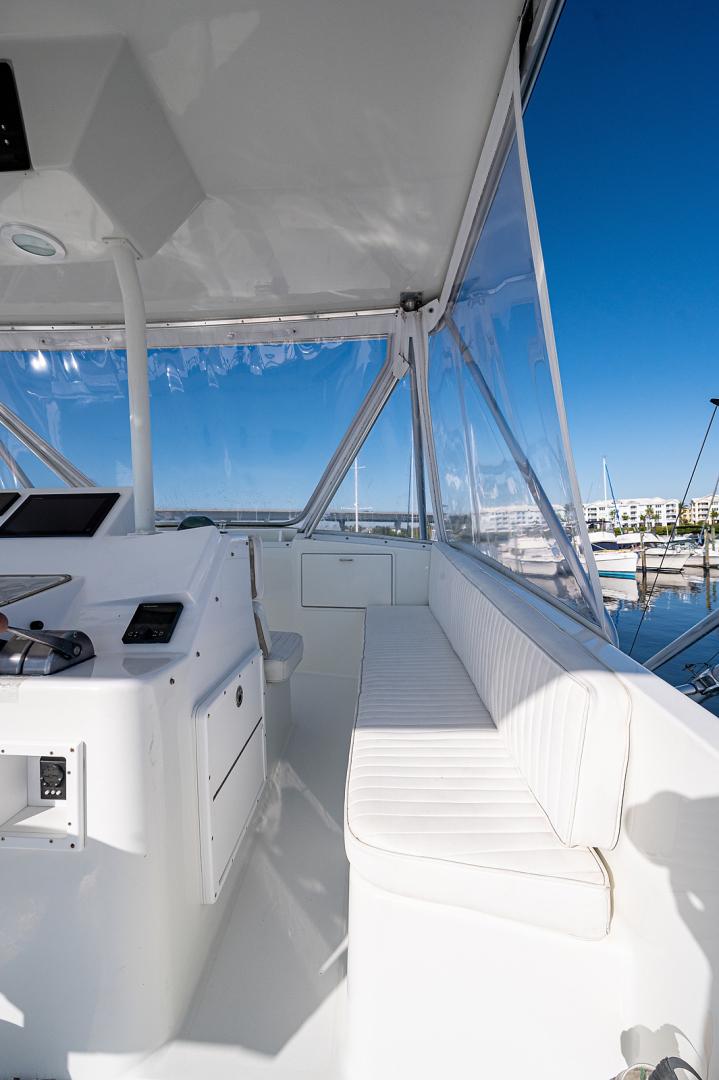 Ocean Yachts-Super Sport 1990-Blue Ridge Runner Stuart-Florida-United States-Flybridge-1598178 | Thumbnail