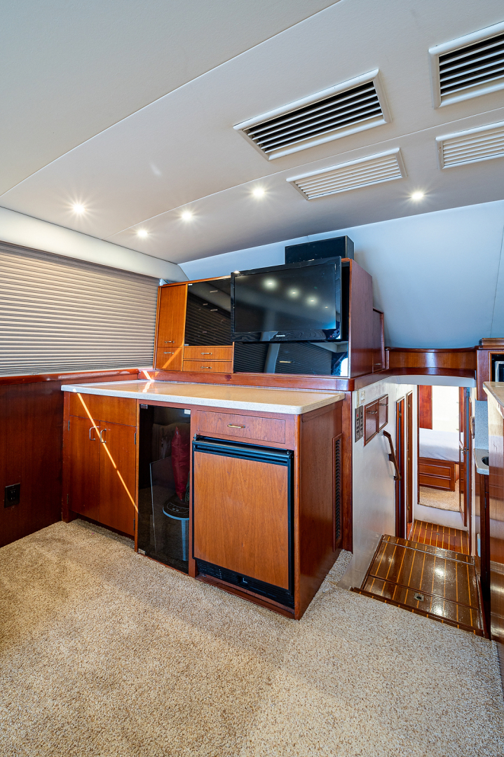 Ocean Yachts-Super Sport 1990-Blue Ridge Runner Stuart-Florida-United States-Salon-1598098 | Thumbnail