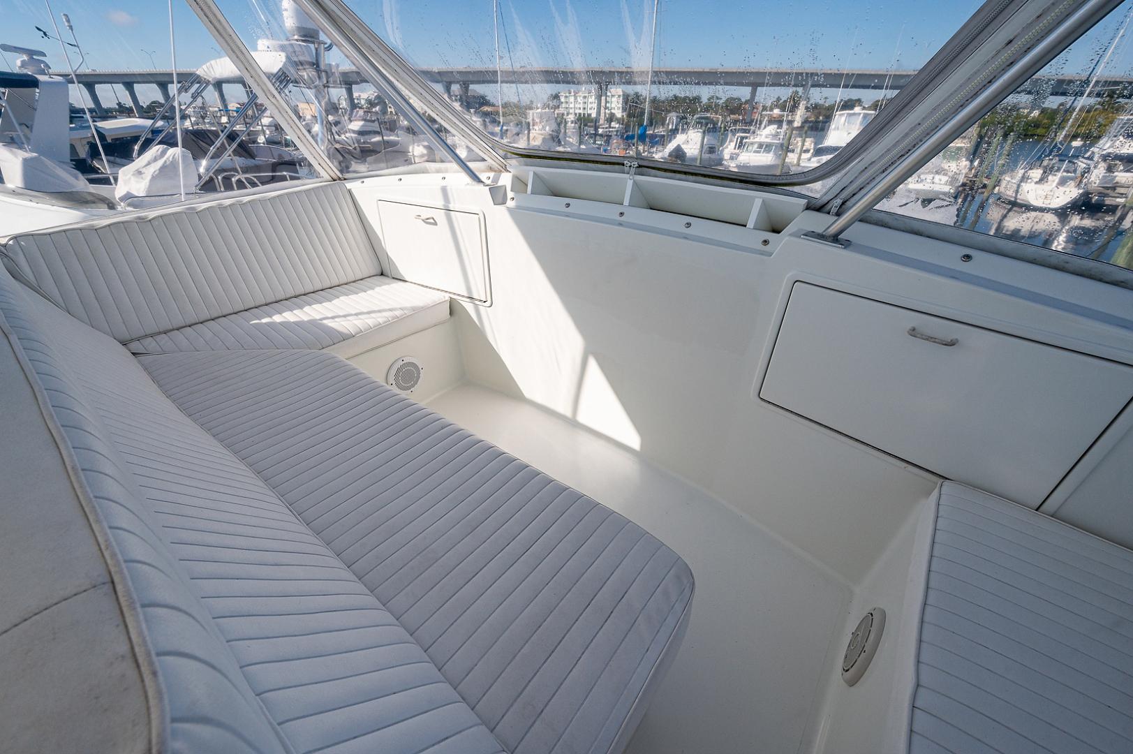 Ocean Yachts-Super Sport 1990-Blue Ridge Runner Stuart-Florida-United States-Flybridge-1598177 | Thumbnail