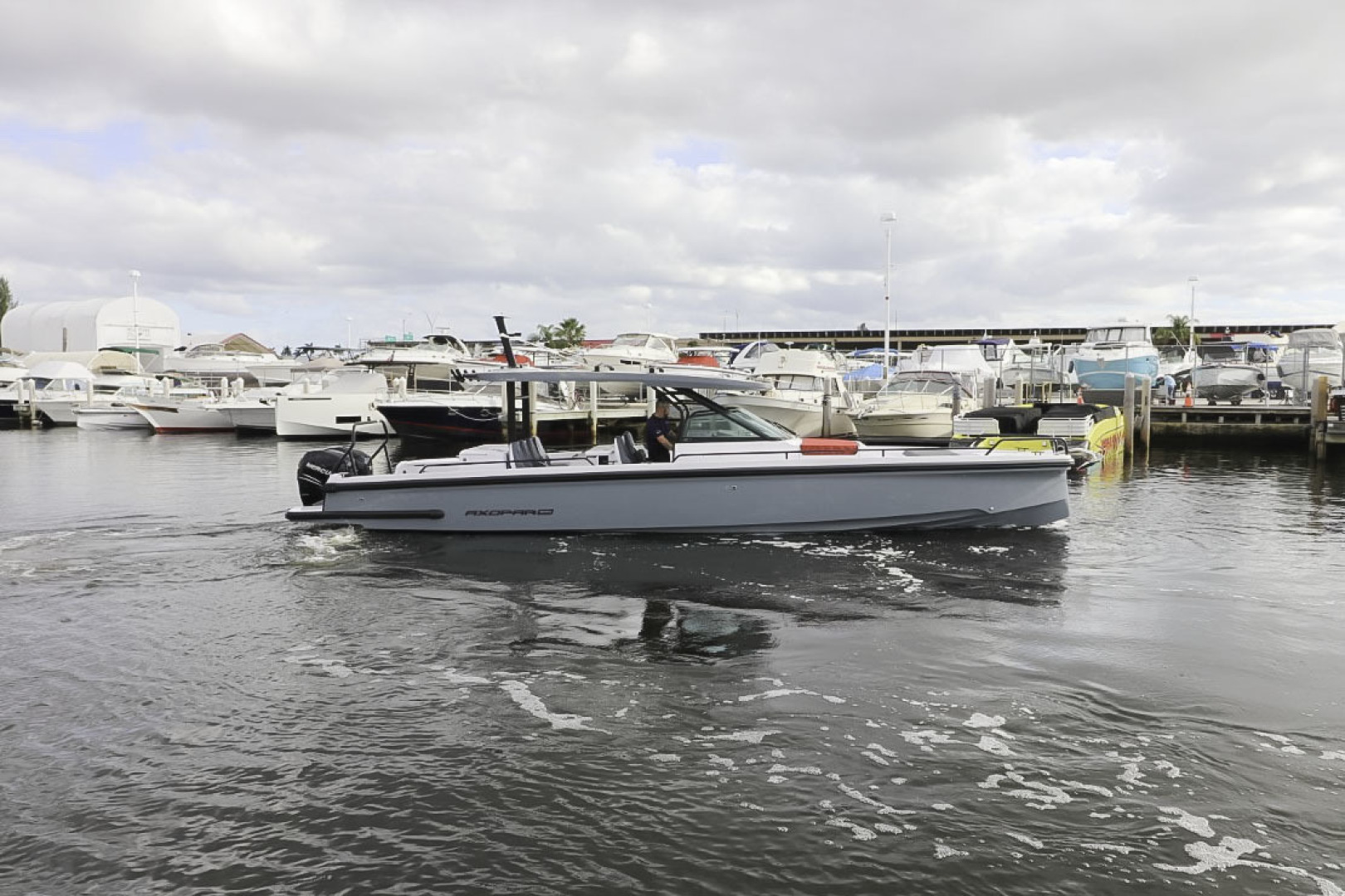 Axopar-37 Sun Top Revolution 2021 -Tampa Bay-Florida-United States-1580167 | Thumbnail