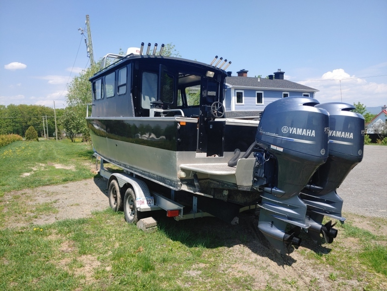 Hewescraft-Pacific Explorer 260 2013 -Quebec-Quebec-Canada-1580518 | Thumbnail
