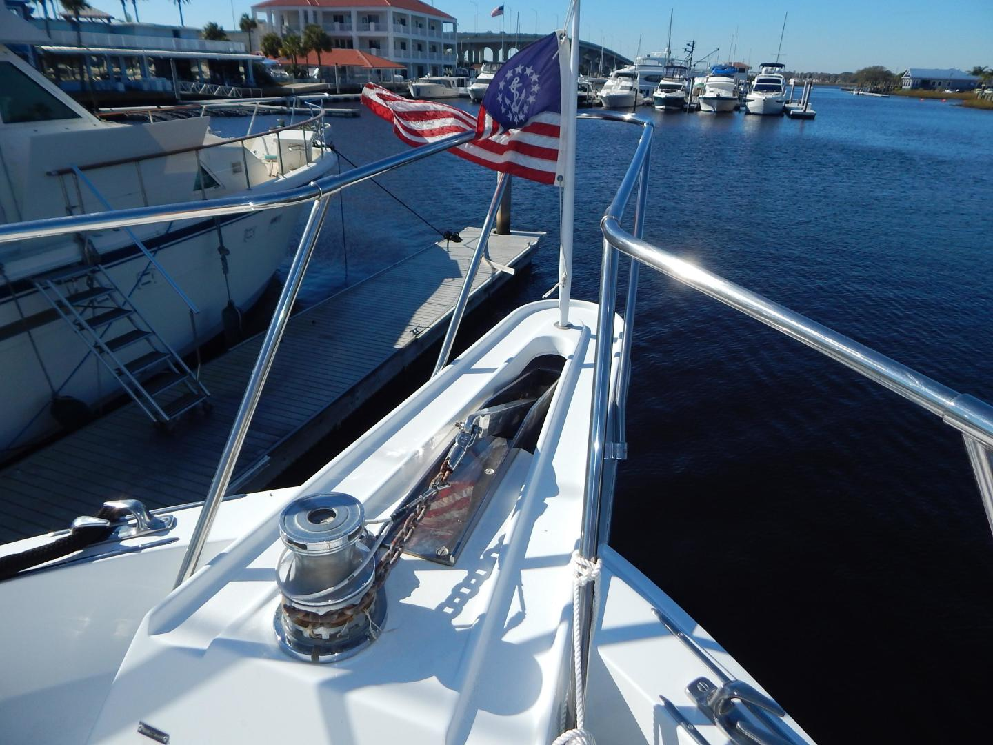 Hatteras-Sport Deck Motor Yacht 1998-I GOT YOU Jacksonville Beach-Florida-United States-1582471 | Thumbnail