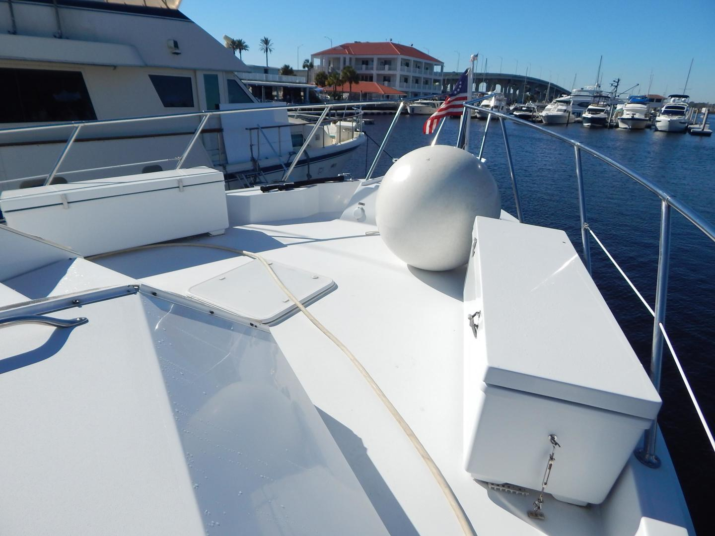 Hatteras-Sport Deck Motor Yacht 1998-I GOT YOU Jacksonville Beach-Florida-United States-1582470 | Thumbnail