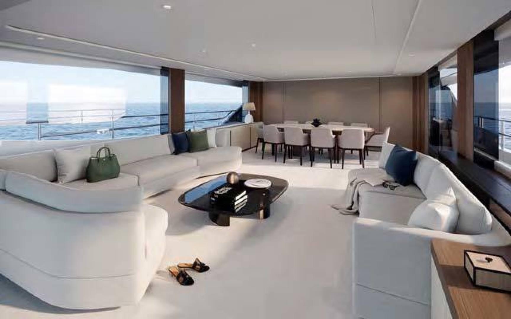 Princess-95 Motor Yacht 2022-Y95 Unknown-Florida-United States-1582770 | Thumbnail