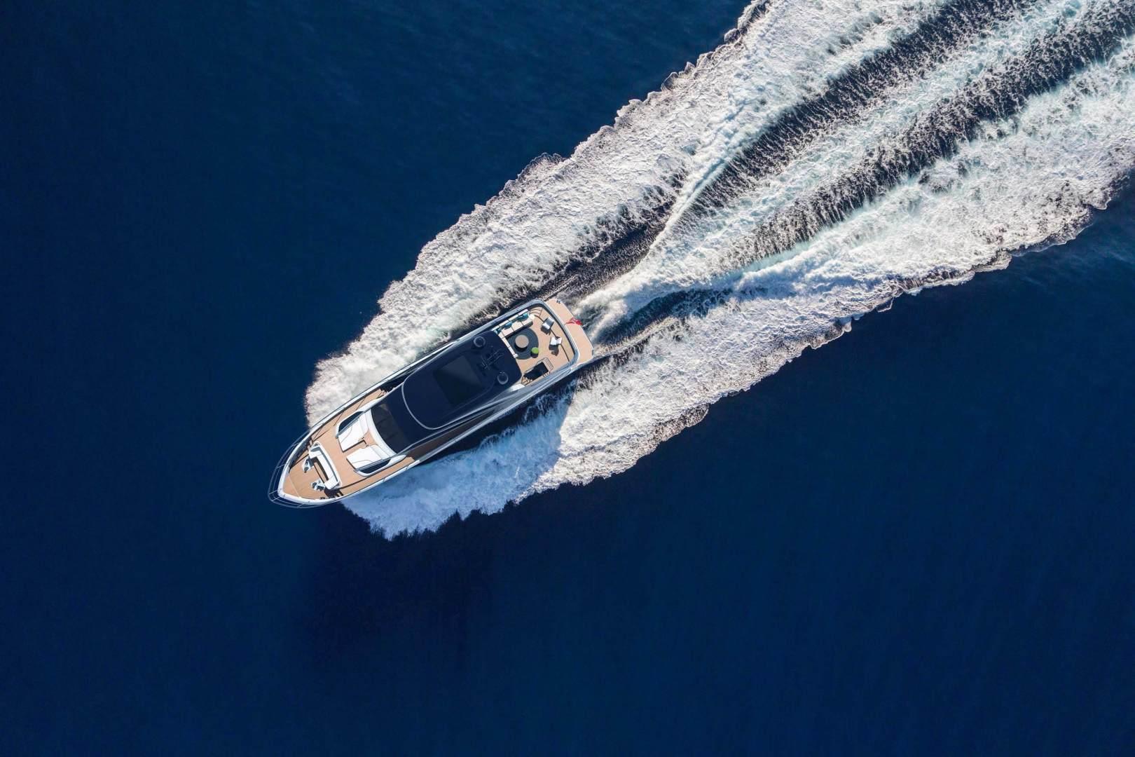 Princess-95 Motor Yacht 2022-Y95 Unknown-Florida-United States-1582776 | Thumbnail