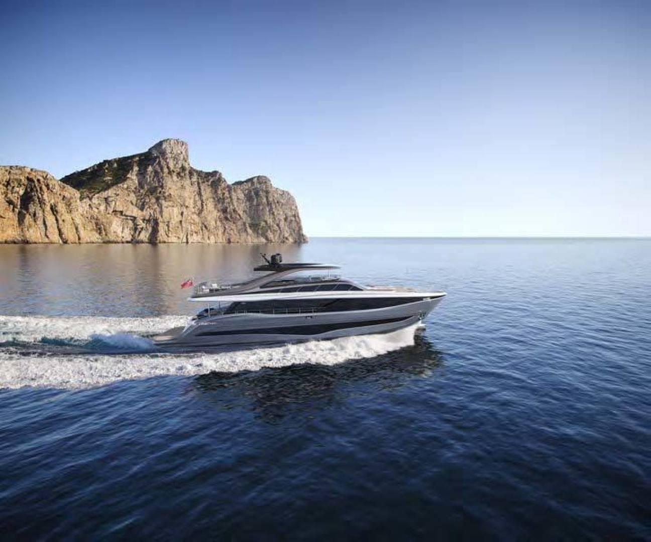 Princess-95 Motor Yacht 2022-Y95 Unknown-Florida-United States-1582764 | Thumbnail
