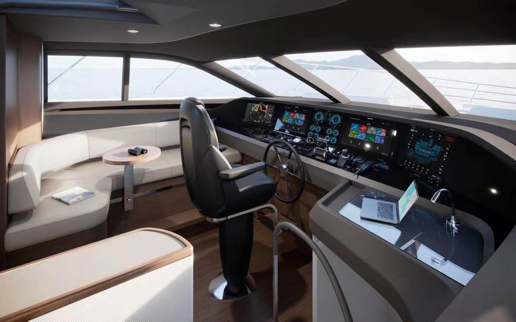 Princess-95 Motor Yacht 2022-Y95 Unknown-Florida-United States-1582768 | Thumbnail