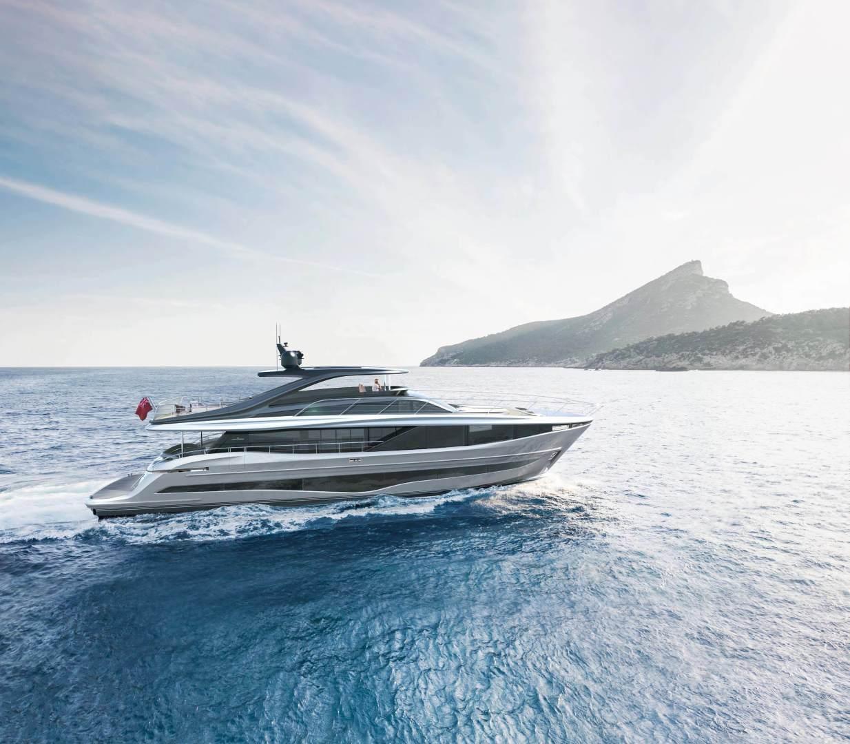 Princess-95 Motor Yacht 2022-Y95 Unknown-Florida-United States-1582778 | Thumbnail