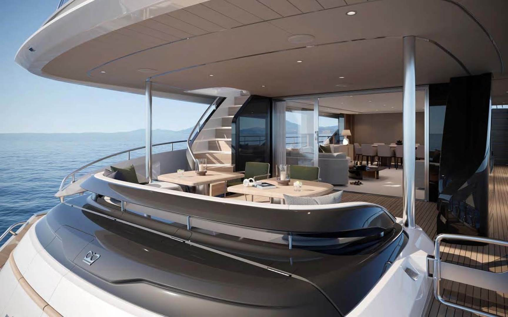 Princess-95 Motor Yacht 2022-Y95 Unknown-Florida-United States-1582762 | Thumbnail