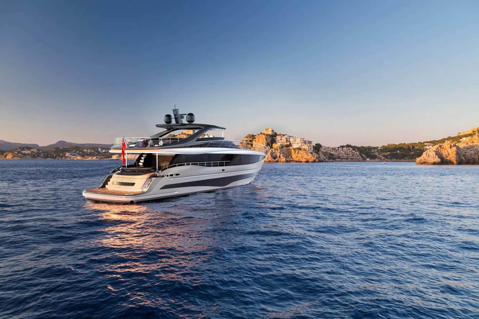 Princess-95 Motor Yacht 2022-Y95 Unknown-Florida-United States-1582777 | Thumbnail
