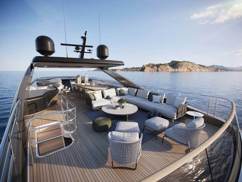 Princess-95 Motor Yacht 2022-Y95 Unknown-Florida-United States-1582763 | Thumbnail