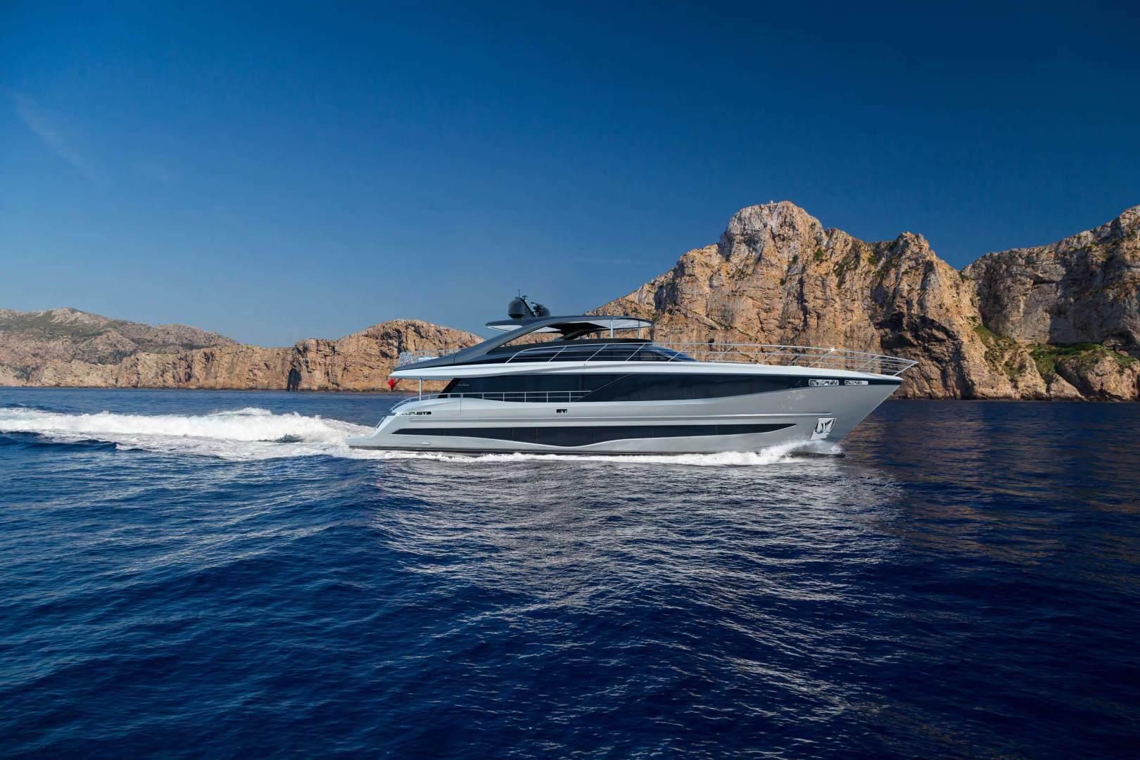 Princess-95 Motor Yacht 2022-Y95 Unknown-Florida-United States-1582775 | Thumbnail