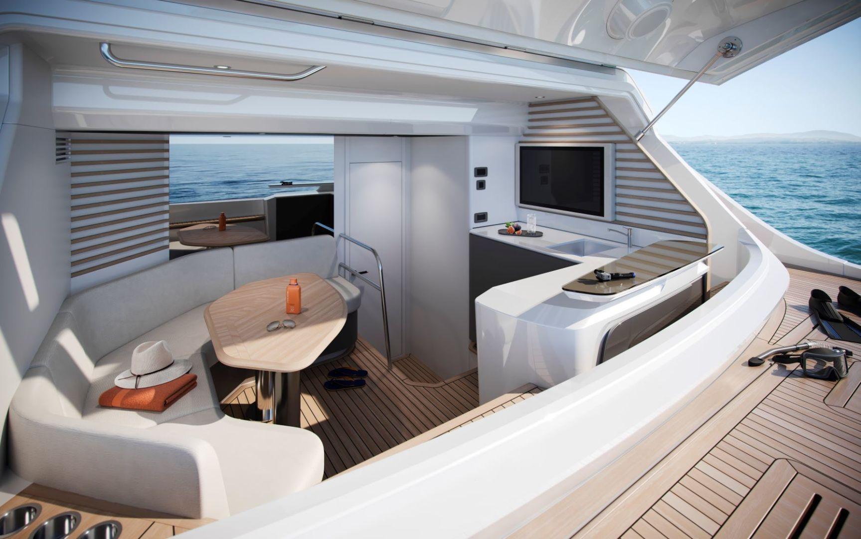 Princess-95 Motor Yacht 2022-Y95 Unknown-Florida-United States-1582772 | Thumbnail