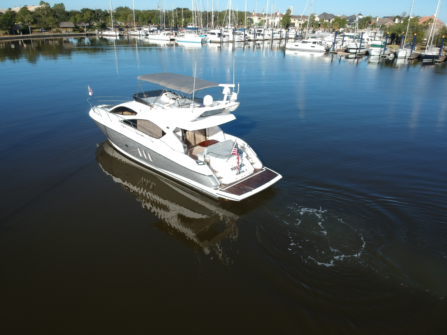 Sunseeker-52 Manhattan 2009-Pura Vida Kemah-Texas-United States-Sunseeker 52 Manhattan 2009 Pura Vida-1584064 | Thumbnail