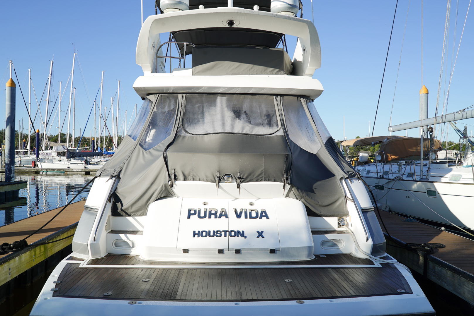Sunseeker-52 Manhattan 2009-Pura Vida Kemah-Texas-United States-Sunseeker 52 Manhattan 2009 Pura Vida-1584074 | Thumbnail