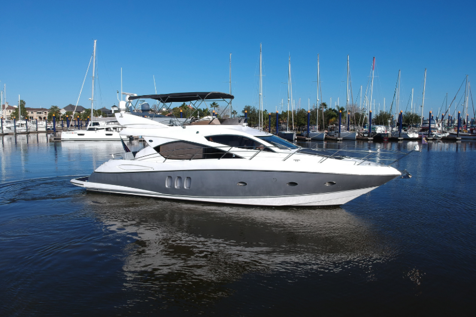 Sunseeker-52 Manhattan 2009-Pura Vida Kemah-Texas-United States-Sunseeker 52 Manhattan 2009 Pura Vida-1584001 | Thumbnail