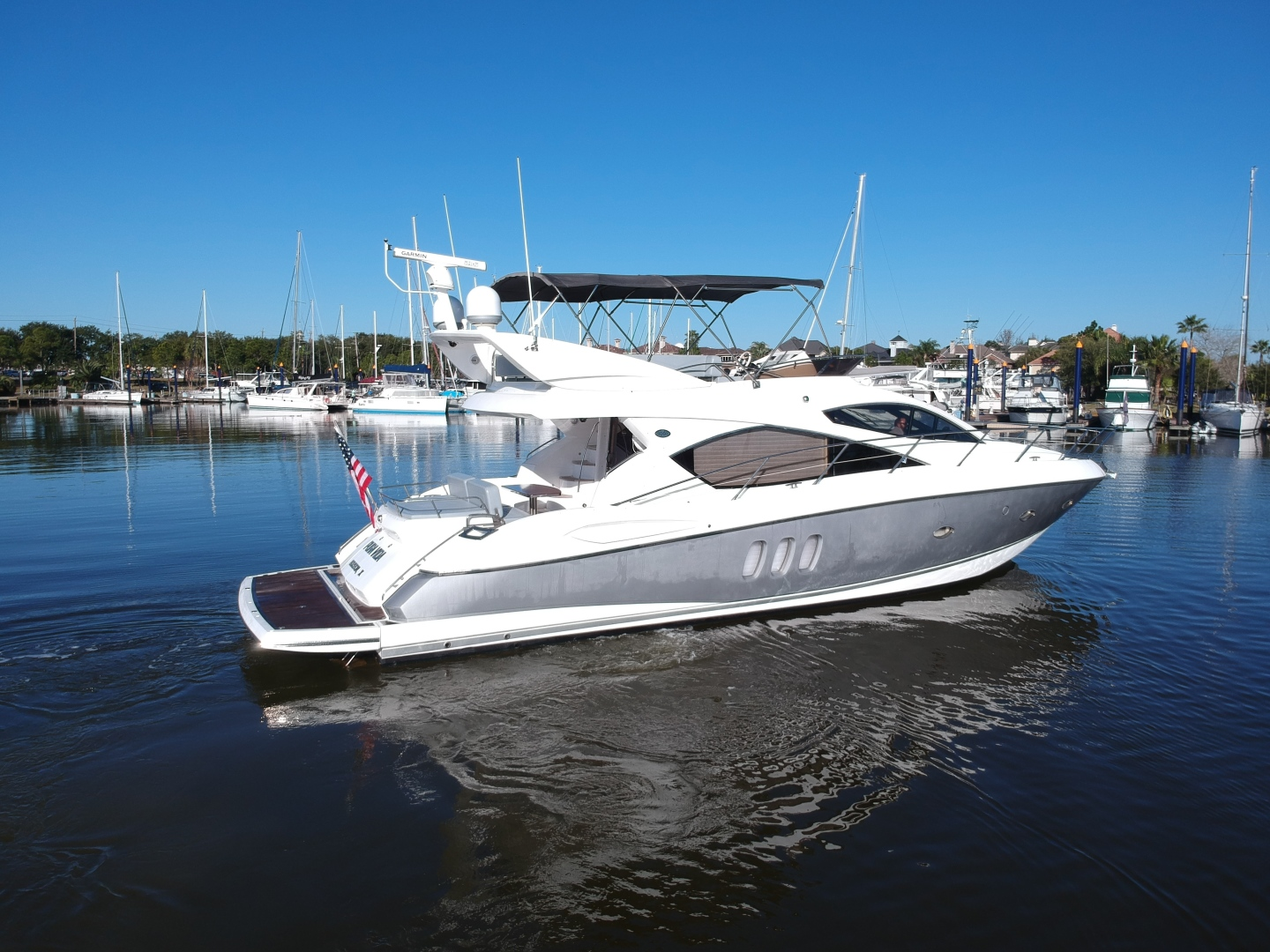 Sunseeker-52 Manhattan 2009-Pura Vida Kemah-Texas-United States-Sunseeker 52 Manhattan 2009 Pura Vida-1584069 | Thumbnail