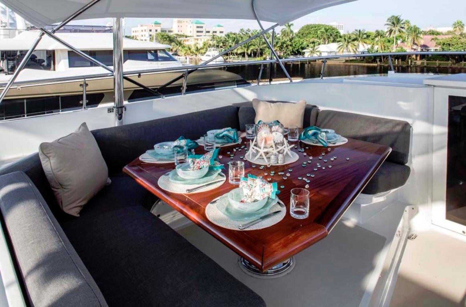 Trinity Yachts-Raised Pilothouse  1991-Watercolours Charleston-South Carolina-United States-1601857 | Thumbnail